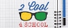 Kaisercraft - 2 Cool 4 School