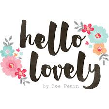 CV - Hello Lovely Collection