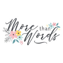CV - More Than Words *NEW JAN- 2018
